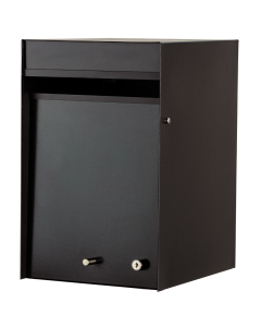 Designer Front Opening Letterbox (Front View)