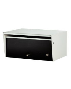 Metro Front Opening Letterbox (Front View)