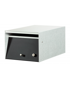 Urban Front Opening Letterbox (Front View)